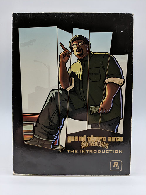 Grand Theft Auto San Andreas Introduction + Sunday Driver – PS2