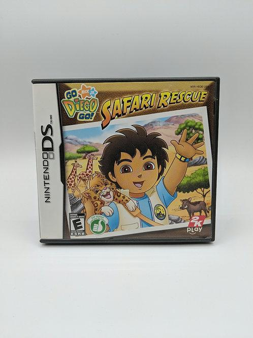 Go Diego Go : Safari Rescue - DS