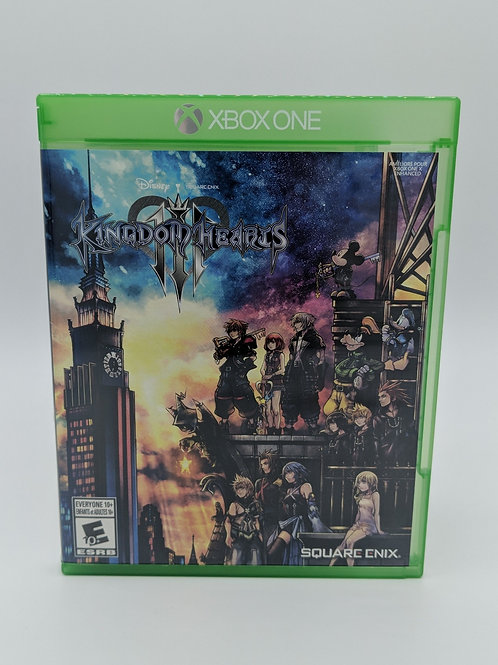 Kingdom Hearts III – XB1
