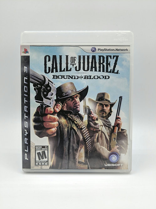 Call of Juarez : Bound in Blood – PS3