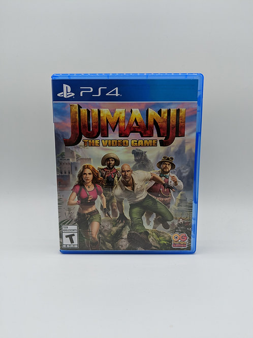 Jumanji The Video Game - PS4