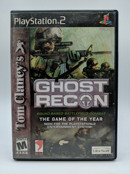 Ghost Recon – PS2
