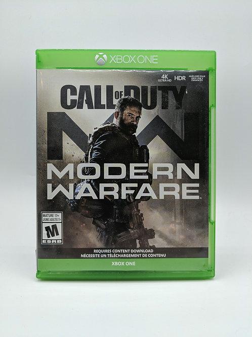 Call of Duty Modern Warfare - XB1