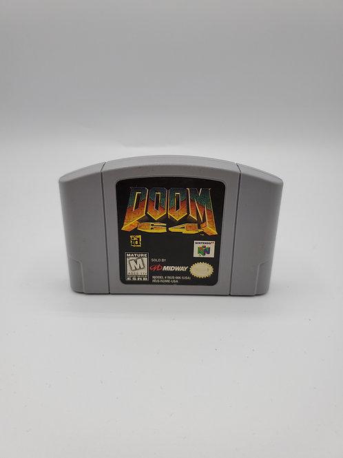 Doom 64 – N64