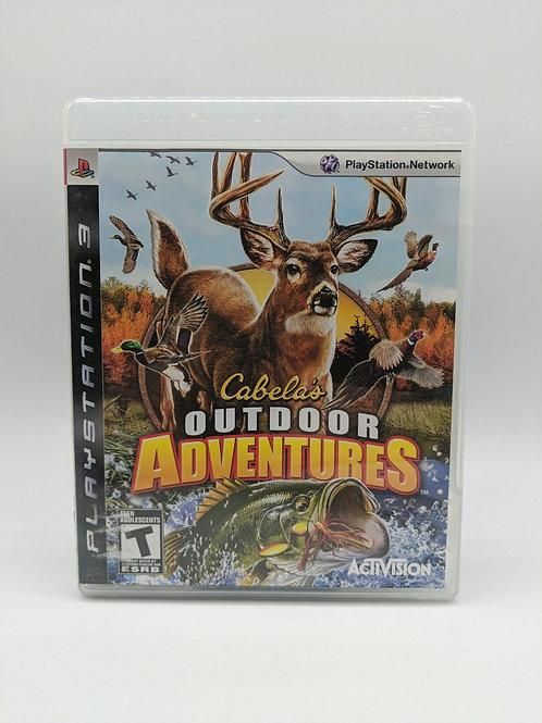 Cabela's Outdoor Adventures – PS3