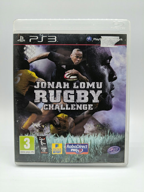 Jonah Lomu Rugby Challenge – PS3