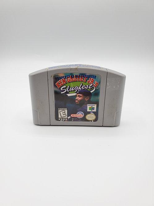 Ken Griffey Jr's Slugfest – N64