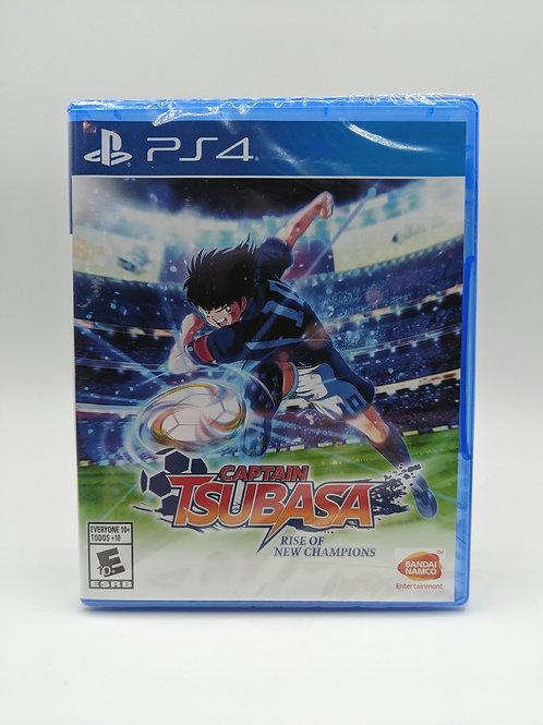 Captain Tsubasa Rise Of The New Champion - PS4