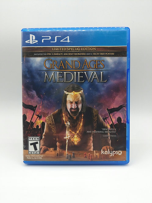 Grand Ages Medieval - PS4