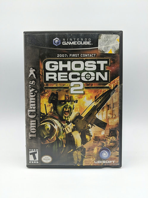 Ghost Recon 2 – NGC