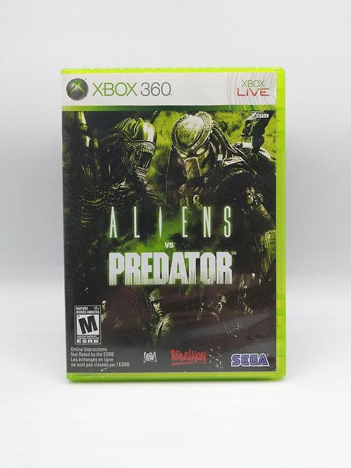Aliens Vs Predators – 360