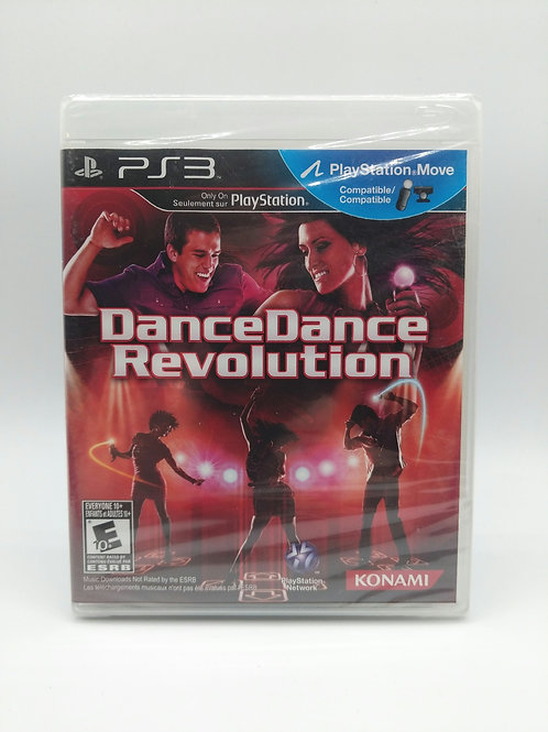 Dance Dance Revolution – PS3