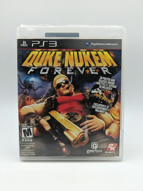 Duke Nukem Forever – PS3
