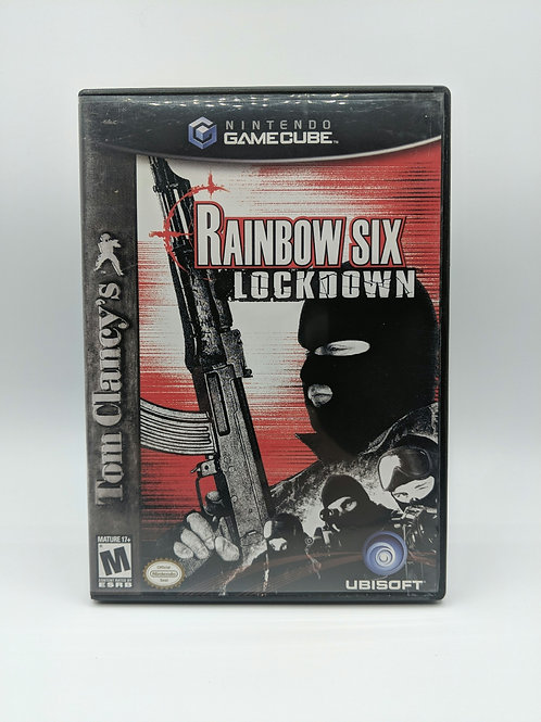 Rainbow Six Lockdown – NGC