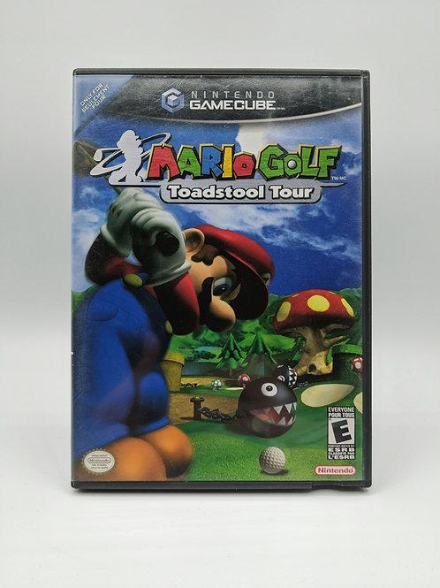 Mario Golf : Toadstool Tour – NGC