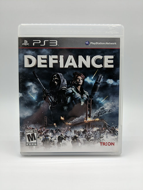 Defiance – PS3