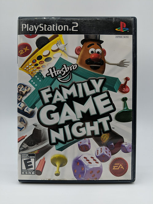 Family Game Night – PS2