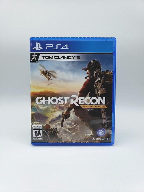Tom Clancy's Ghost Recon: Wildlands - PS4
