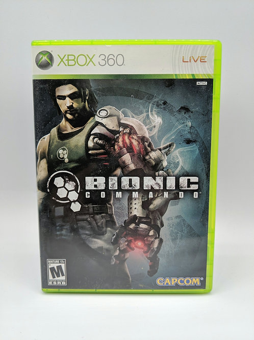 Bionic Commando – 360