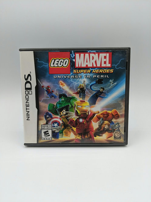LEGO Marvel Super Heroes : Universe in Peril - DS