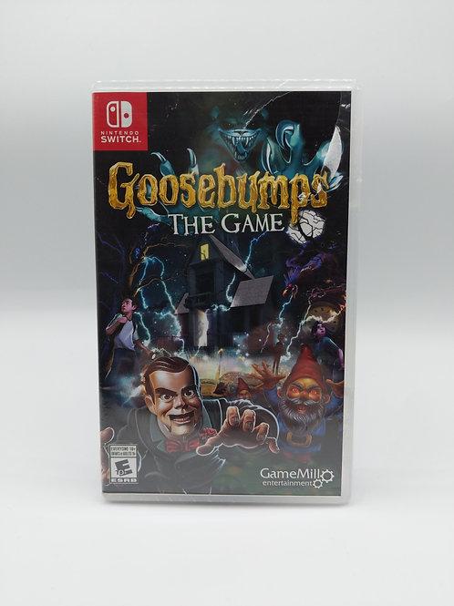Goosebumps The Game – SW