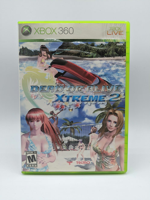 Dead or Alive Xtreme 2 – 360