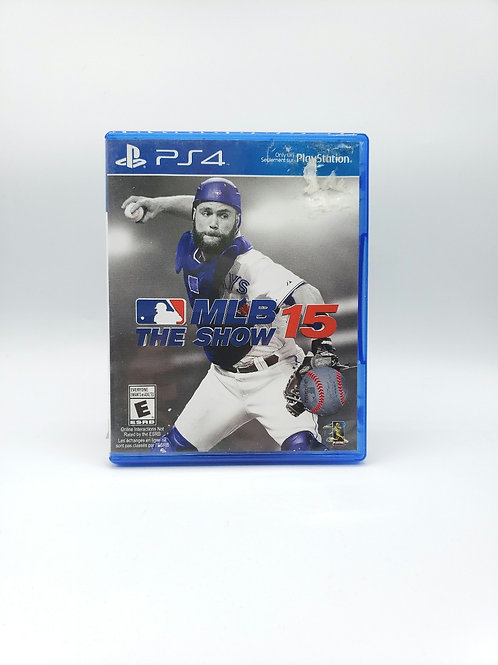 MLB 15 The Show - PS4