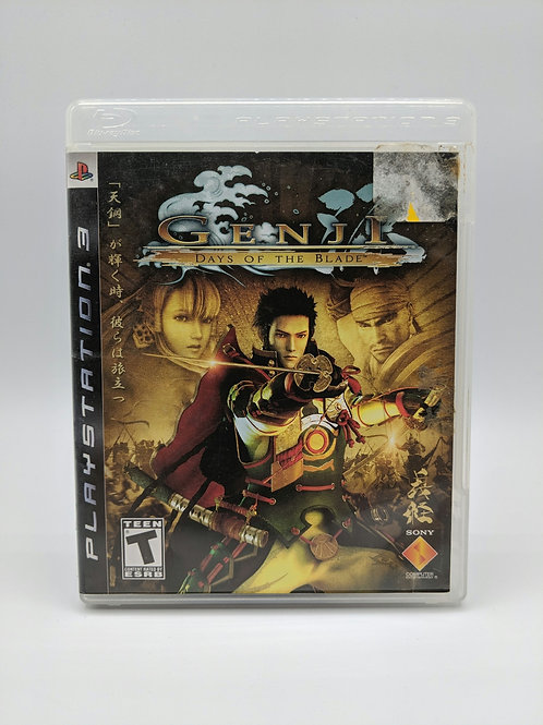 Genji - Days Of The Blade – PS3