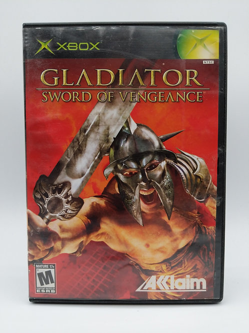 Gladiator : Sword Of Vengeance - XBX