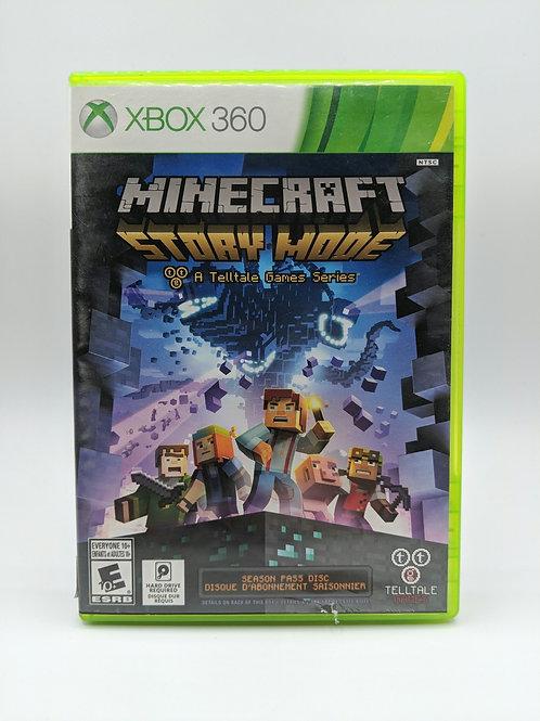 Minecraft : Story Mode – 360
