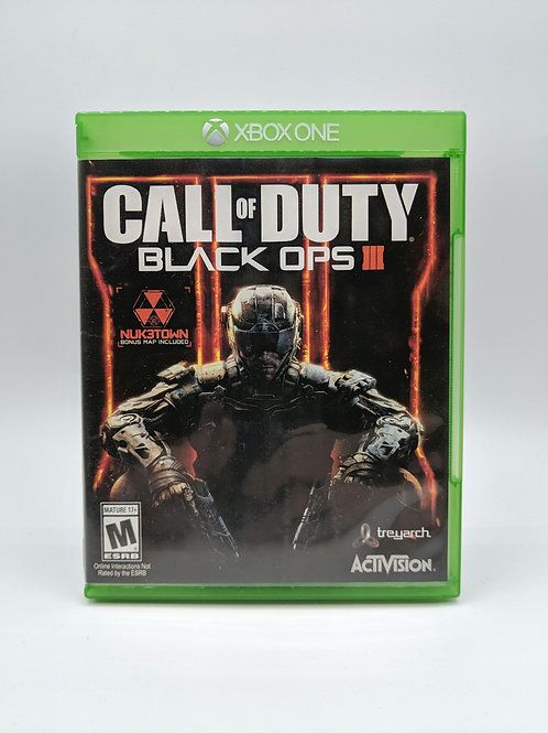 Call of Duty : Black Ops III - XB1