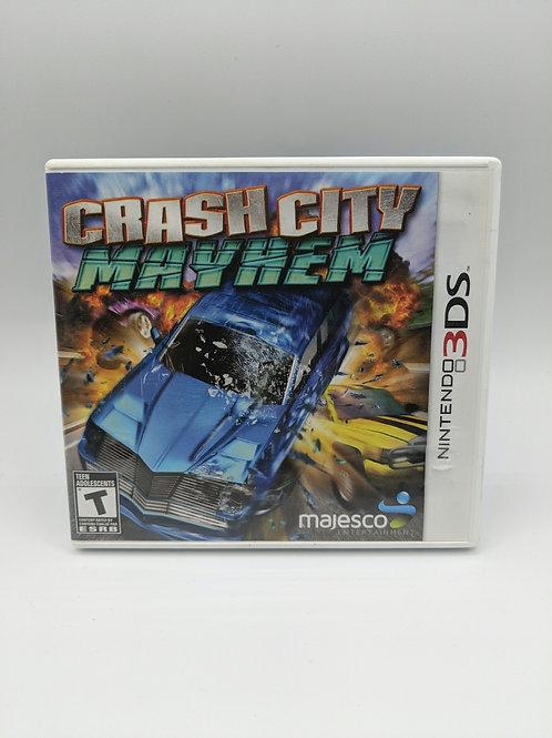 Crash City Mayhem – 3DS