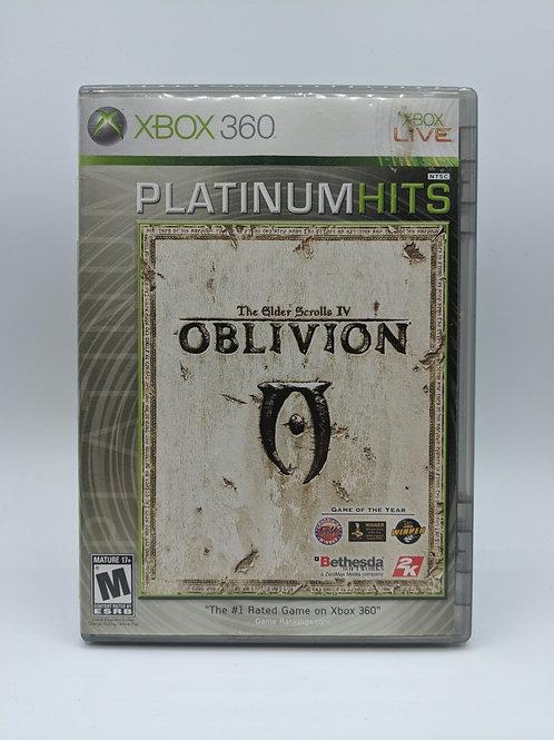 Elder Scrolls IV : Oblivion – 360