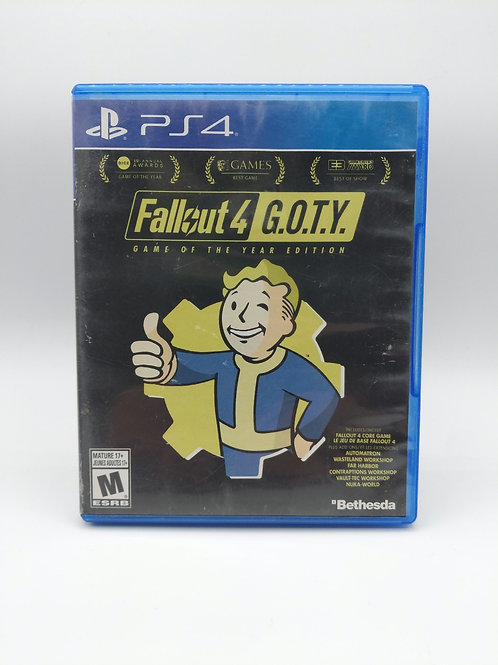 Fallout 4 GOTY Edition - PS4