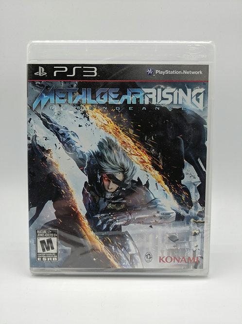 Metal Gear Rising Revengeance – PS3
