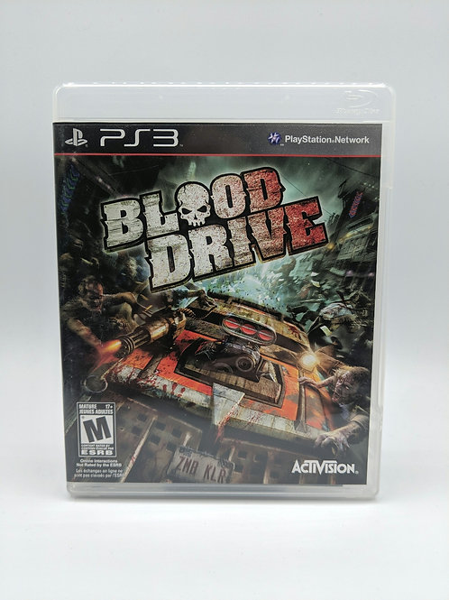 Blood Drive – PS3