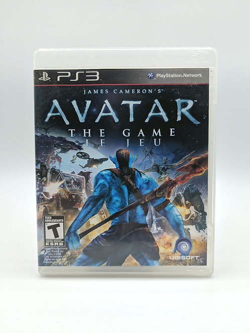 James Cameron's Avatar The Game – PS3