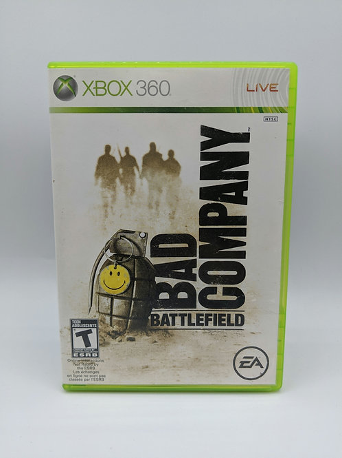 Battlefield Bad Company – 360