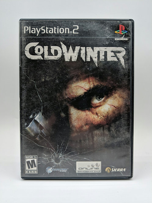 Cold Winter – PS2