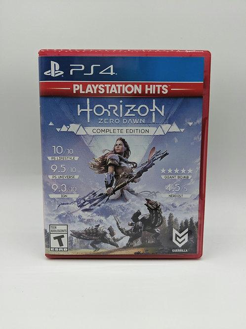 Horizon Zero Dawn Complete Edition – PS4