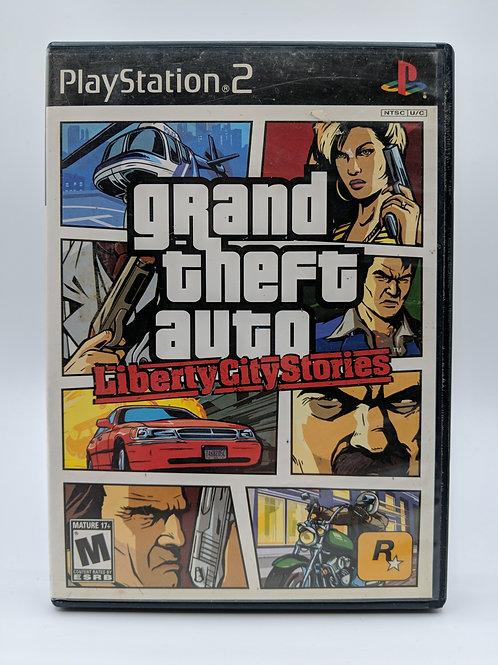 Grand Theft Auto : Liberty City Stories – PS2