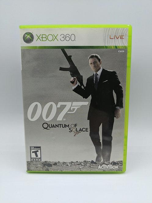 007 Quantum of Solace – 360