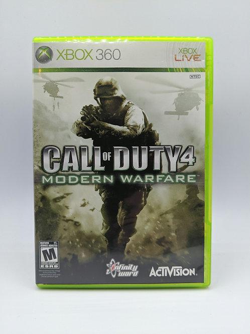 Call of Duty 4 Modern Warfare – 360