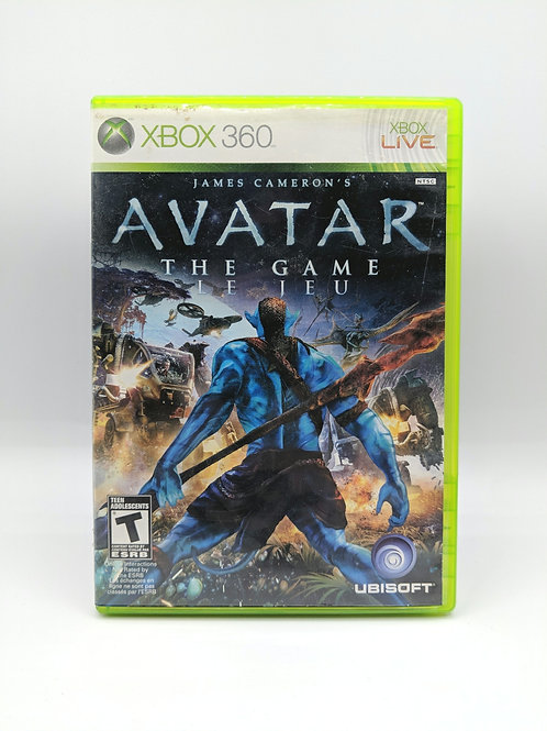 James Cameron's Avatar The Game – 360