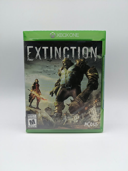 Extinction - XB1