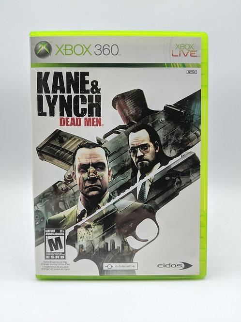 Kane & Lynch Dead Men – 360