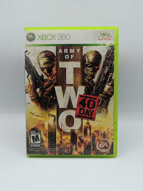 Army of Two 40th Day – 360