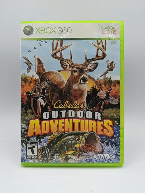 Cabela's Outdoor Adventures – 360
