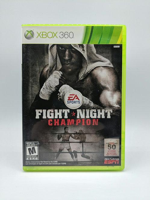 Fight Night Champion – 360