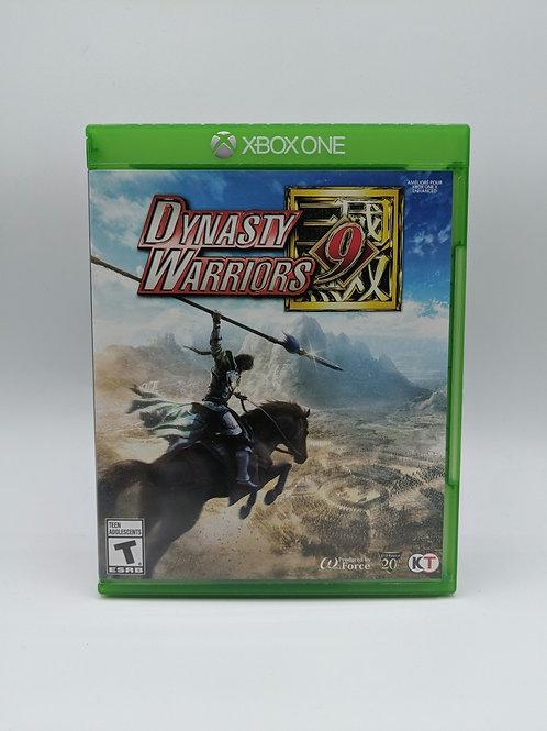 Dynasty Warriors 9 - XB1